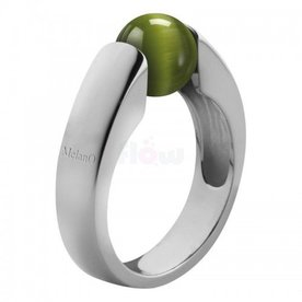 Melano Melano Cateye ring Cat 8mm 01R 5462