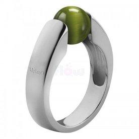 Melano Melano Cateye Ring Katze 8mm 01R 5462