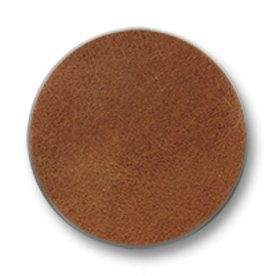Mi Moneda Mi-Moneda munt Leather Plain Brown medium
