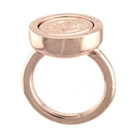 Mi Moneda Mi-Moneda ring La Dolce Vita Rosegold-plated