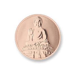 Mi Moneda Mi-Moneda Munt XS Buddha voor Mi-Moneda ring