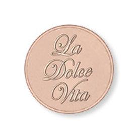 Mi Moneda Mi-Moneda Munt XS La Dolce Vita voor Mi-Moneda ring