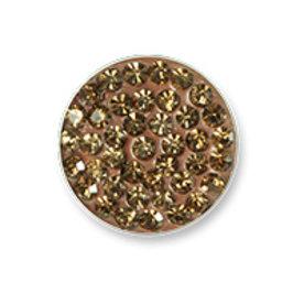 Mi Moneda Mi-Moneda Munt XS Diamond Disc voor Mi-Moneda ring
