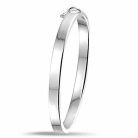 Zilveren slavenband 10.01392