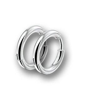 Zilveren creolen 10.01561