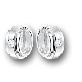 Zilveren creolen 10.11470
