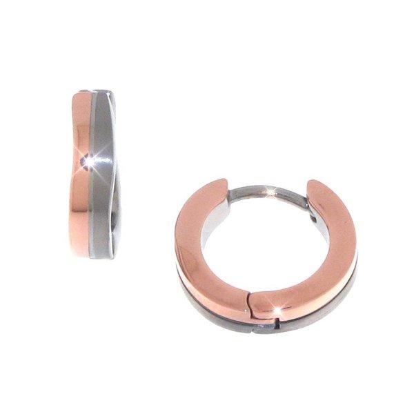 Boccia Boccia titanium creolen 0563-05