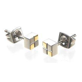 Boccia Boccia titanium oorstekers 0518-03