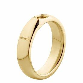 Melano Melano Vivid ring Gold