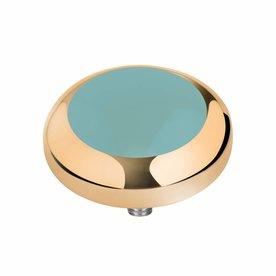 Melano Melano Vivid zetting Turquoise