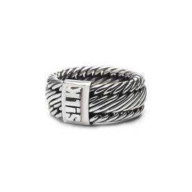 Silk Silk ring Madonna 732
