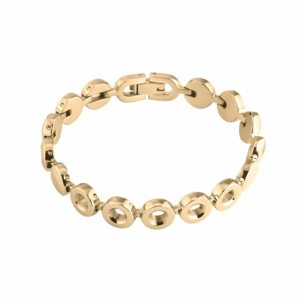 Melano MelanO Vivid Bracelet no.5 Gold