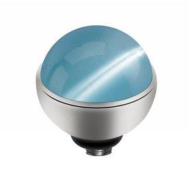 Melano MelanO Twisted Cateye zetting Light Blue