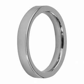 Melano MelanO Side Ring Stainless Steel Gloss