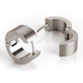 Boccia Boccia titanium creolen 0503-01