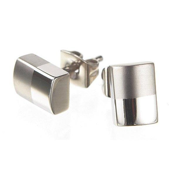 Boccia Boccia titanium oorstekers 0509-02