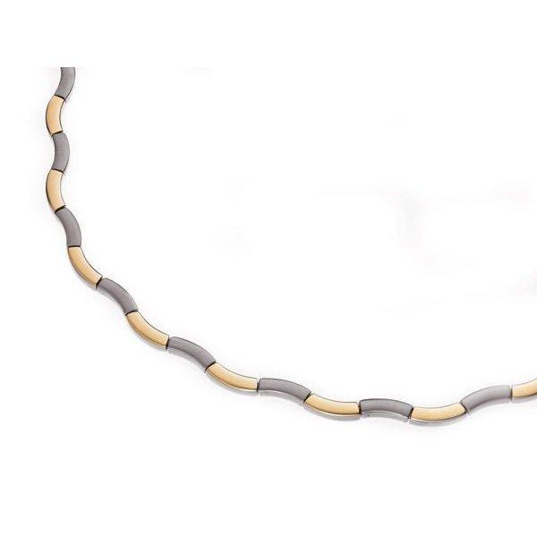 Boccia Boccia titanium collier 0844-02
