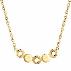 Melano Melano Vivid necklace Valerie Gold