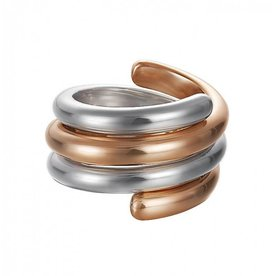 Esprit Esprit Collection Ring Swiveled Bicolor ESSE90969B180