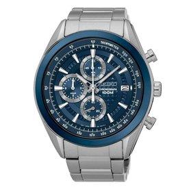 Seiko Seiko herenhorloge chronograaf SSB177P1
