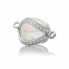 Sparkling Jewels Sparkling Jewels Armbandanhänger Mini SPBR04