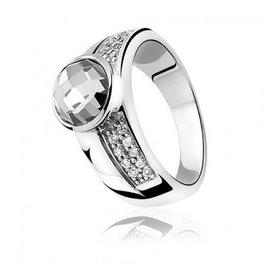 Zinzi Zinzi zilveren ring ZIR766
