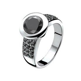 Zinzi Zinzi zilveren ring ZIR841Z