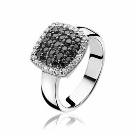 Zinzi Zinzi silver ring ZIR887