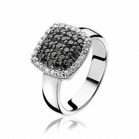 Zinzi Zinzi zilveren ring ZIR887