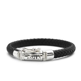 Silk S!lk armband Shiva 853BLK