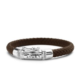Silk S!lk armband Shiva 853BRN