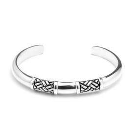 Rebel and Rose Rebel & Rose Poseidon silver herenarmband RR-BA003-S-65