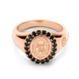 Mi Moneda Mi-Moneda zilveren ring Lolita MMV-RIN-LOL-03-54