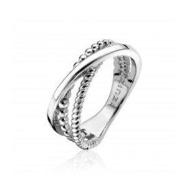 Zinzi Zinzi zilveren ring zir1361