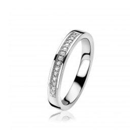 Zinzi Zinzi zilveren ring zir1476