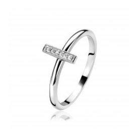 Zinzi Zinzi silver ring zir1473