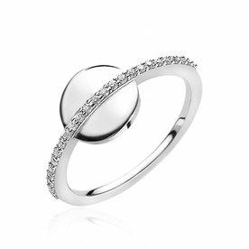 Zinzi Zinzi zilveren ring zir1445