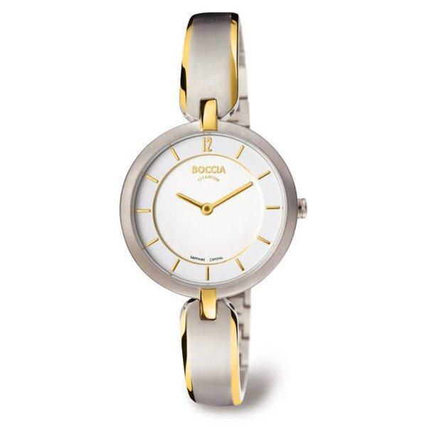 Boccia  Boccia Titanium watch 3164-03