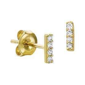 Gouden oorknoppen 40.19060