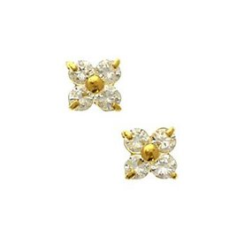Golden earrings 40.19071