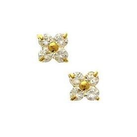 Gouden oorknoppen 40.19071