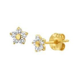 Gold earrings 40.18269