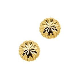 Gold earrings 40.18258