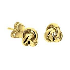 Gouden oorknoppen 40.18300