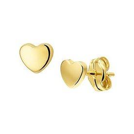 Gold earrings 40.18273
