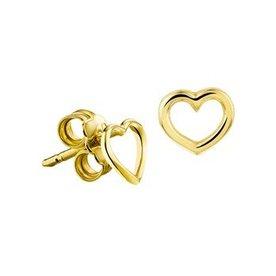 Golden earrings 40.18280