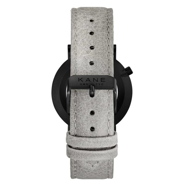 Kane watches Kane herenhorloge black out urban grey BO020