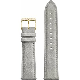 Kane watches Kane watchstrap urban gray gold SL920