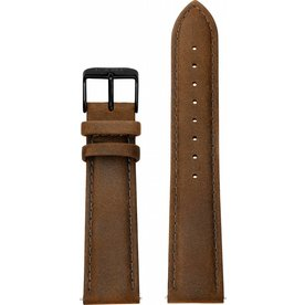 Kane watches Kane horlogeband vintage brown black SL150