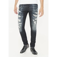 ANTONY MORATO FREDDIE JEANS WITH DESTROYED LOOK